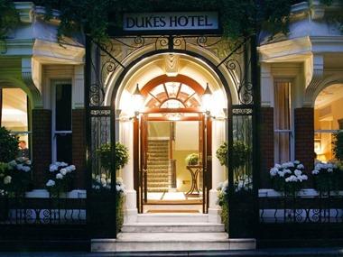 Dukes Hotel, Londres, Reino Unido